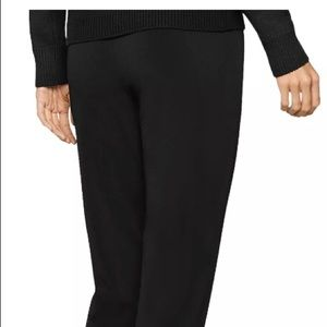 BCBGeneration Faux Fly Essential Pants